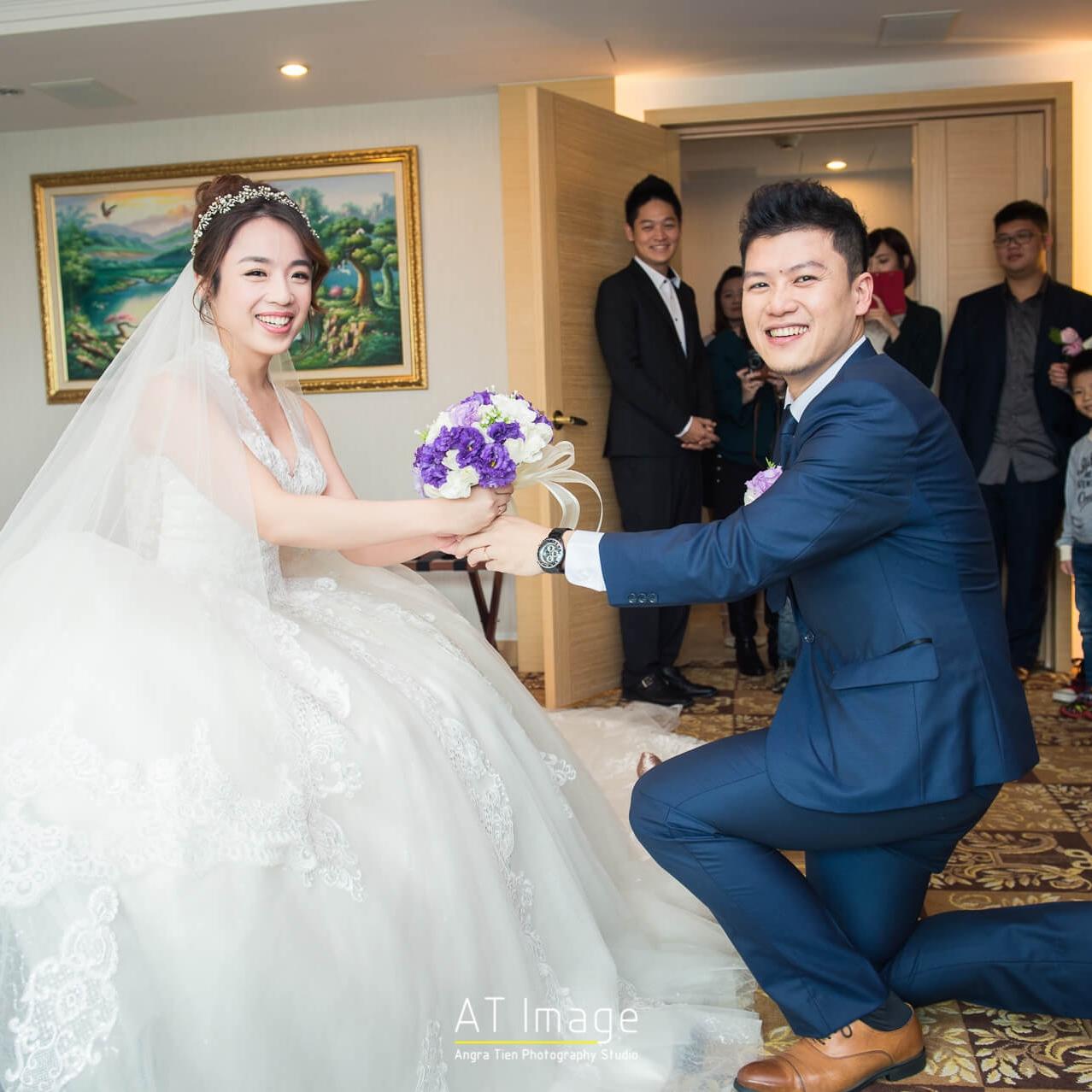 淯清 & 浩鑫 / 台中兆品酒店