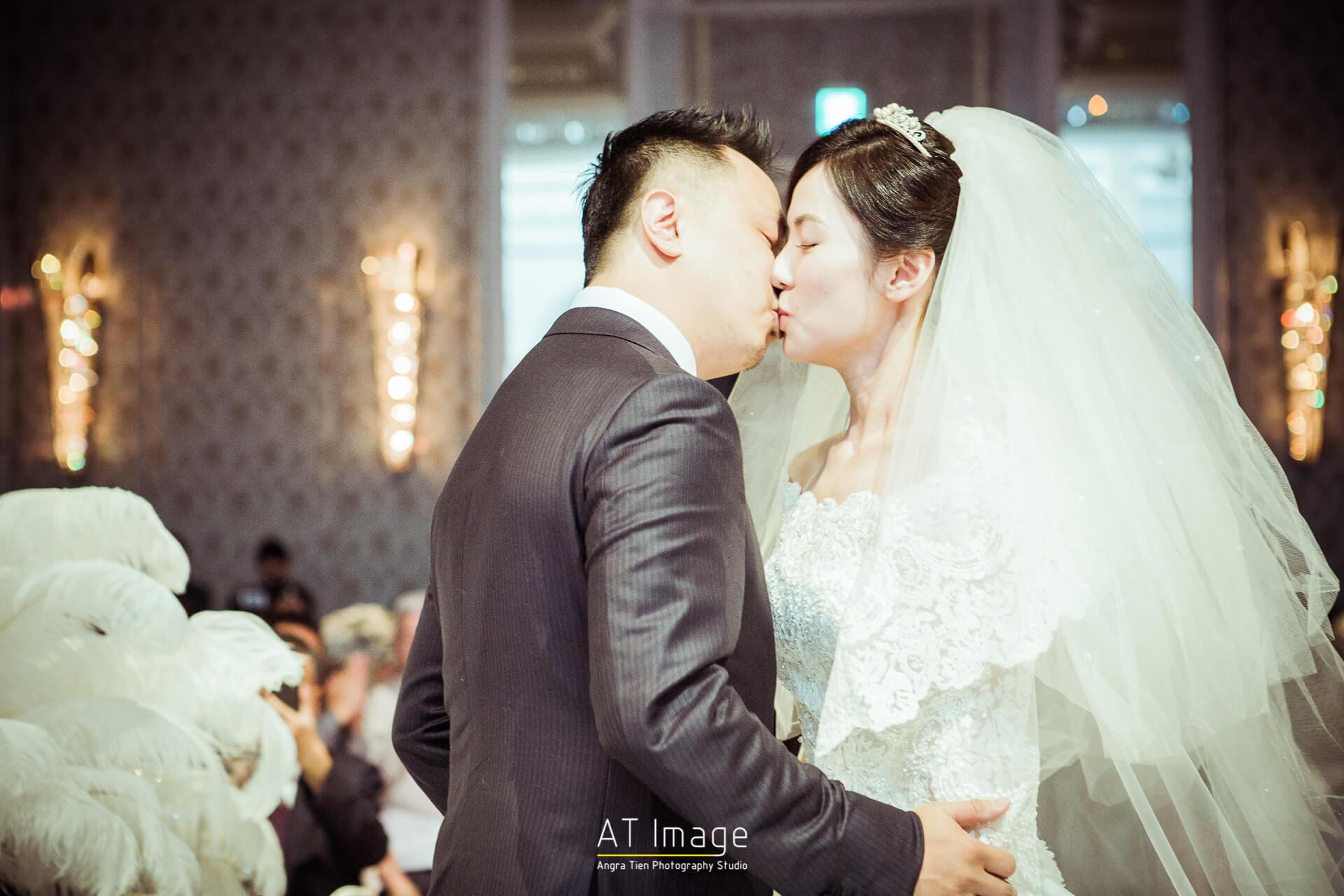 Stephanie & Antony / 文華東方酒店