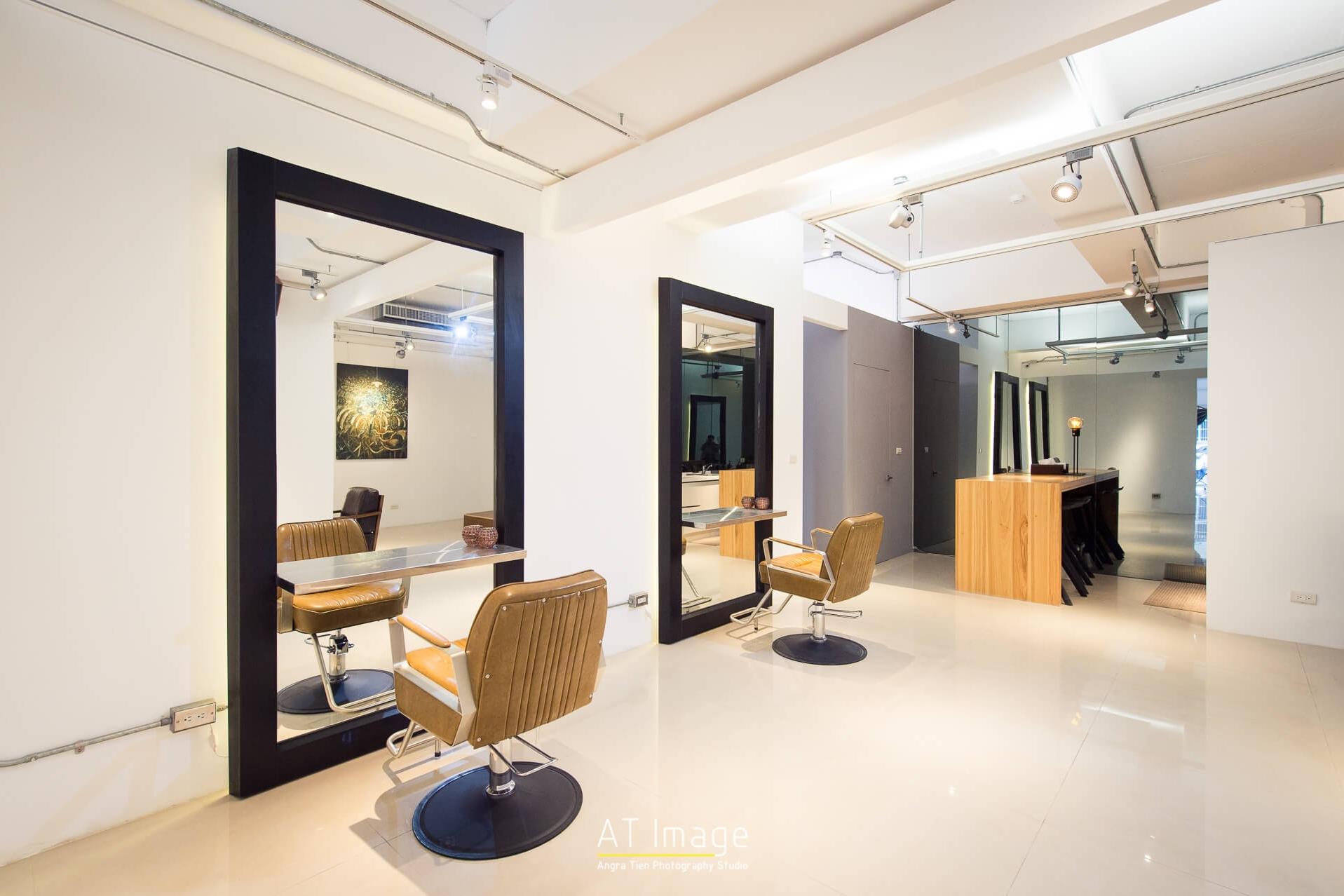 亞絲苓Spa+Hair Salon 室內裝潢