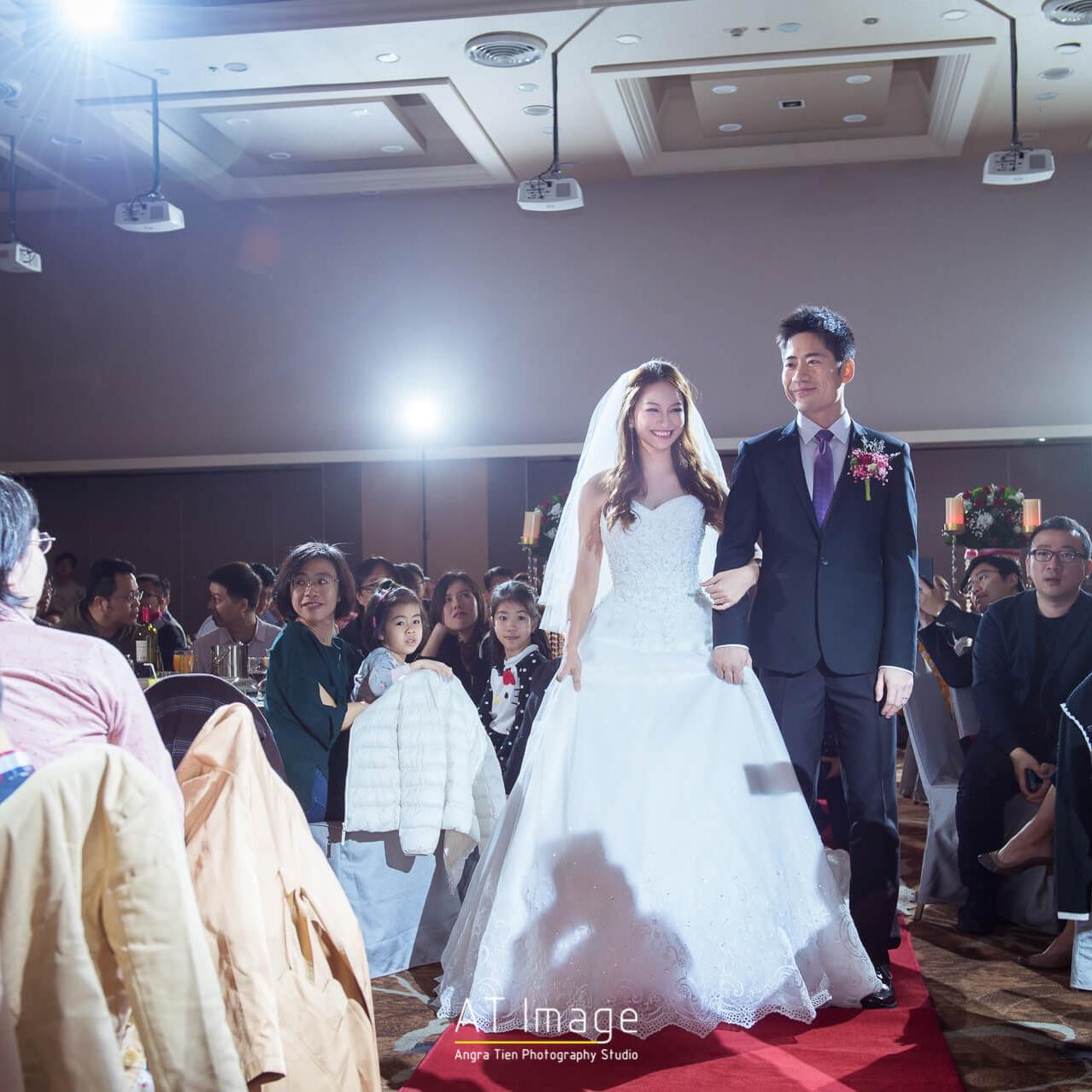 Enzo & Sumika / 福福華大飯店 Howard Hotel