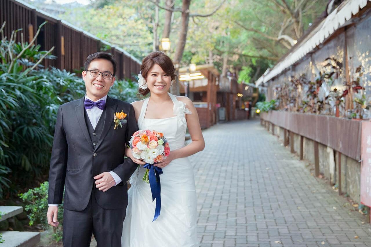 George & Tammy / 青青食尚花園會館
