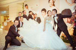 Shawn & Claire / 文華東方酒店 Mandarin Oriental